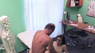 big boobs brunette