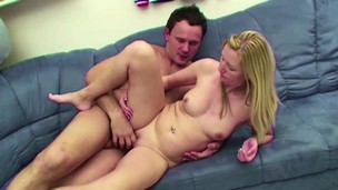 big boobs blonde